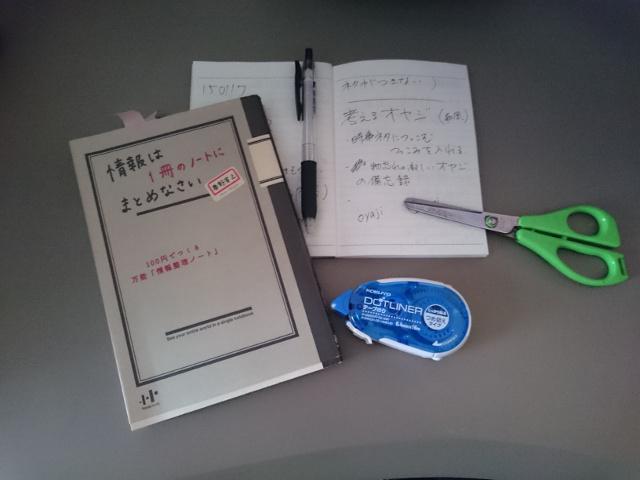 100円ノート術