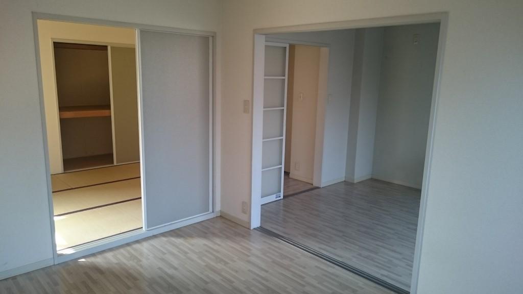 空っぽアパート