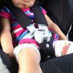 車による寝かしつけ方法