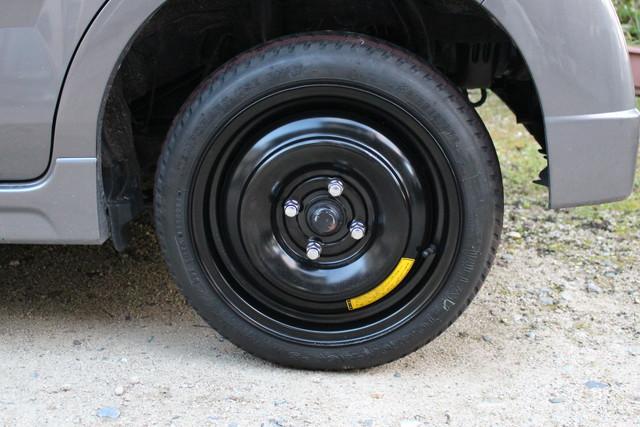 タイヤ交換完了