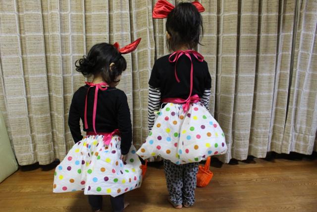 ハロウィン2015姉妹2