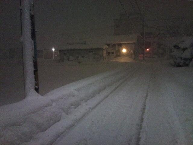 2011大晦日の夜