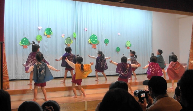 長女ダンス4
