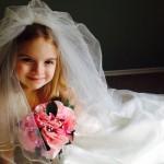 女の子結婚式