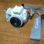 一眼レフカメラ初心者がキャノンEOS Kiss X7(ホワイト)・ダブルレンズキットを選んだ理由