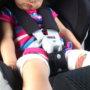 子供を寝かしつける最強の方法は、車に乗せてドライブすることである