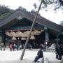 日本最大の日の丸が観られる神社!島根県出雲大社へ初詣に行ってきた
